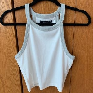 NWOT Abercrombie & Fitch Crop Top